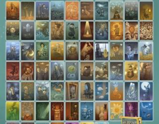 Almes Avançados - Dixit Daydreams   84 Cards