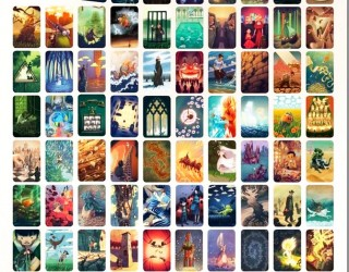 Almes Avançados - Dixit Harmonies   84 Cards