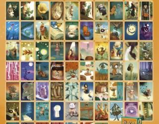Almes Avançados - Dixit Origins   84 Cards