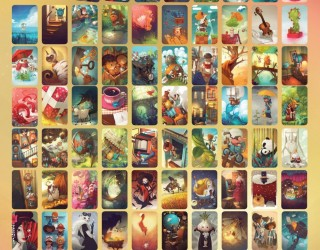 Almes Avançados - Dixit Memories 84 Cards