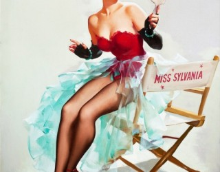 Almes Avançados - Gil Elvgren - Pin-up: Miss Sylvania