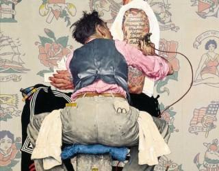 Almes Avançados - Norman Rockwell: Tattoo