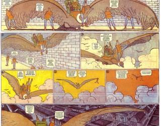 Almes Avançados - O Menino Nemo na Terra dos Sonhos: Operação Condor