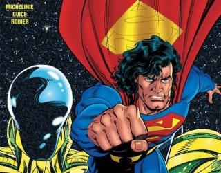 Almes Avançados - Action Comics #00: Superman 1994