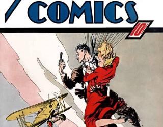 Almes Avançados - Action Comics #02: Superman 1938