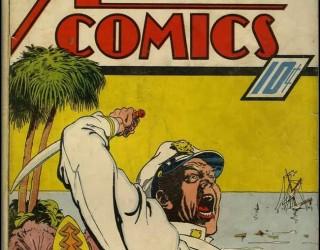 Almes Avançados - Action Comics #03: Superman 1938
