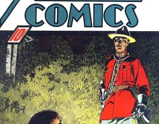Almes Avançados -  Action Comics #04: Superman 1938