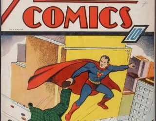 Almes Avançados - Action Comics #07: Superman 1938
