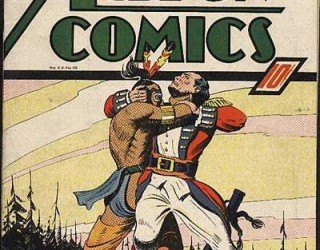 Almes Avançados - Action Comics #08: Superman 1939