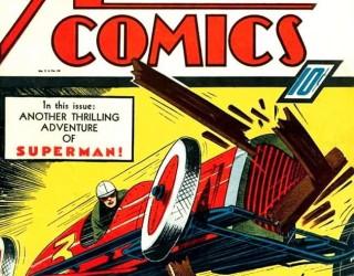Almes Avançados - Action Comics #09: Superman 1939