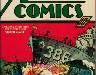 Almes Avançados - Action Comics #011: Superman 1939