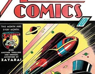 Almes Avançados - Action Comics #012: Superman 1939