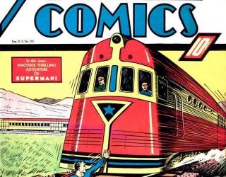 Almes Avançados - Action Comics #013: Superman 1939