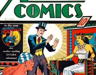 Almes Avançados - Action Comics #014: Superman 1939