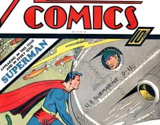 Almes Avançados - Action Comics #015: Superman 1939