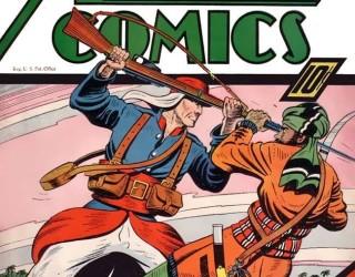 Almes Avançados - Action Comics #016: Superman 1939