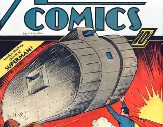 Almes Avançados - Action Comics #017: Superman 1939