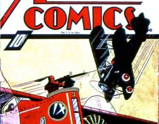 Almes Avançados - Action Comics #018: Superman 1939
