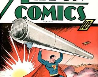 Almes Avançados - Action Comics #019: Superman 1939