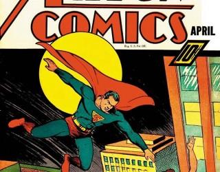 Almes Avançados - Action Comics #023: Estréia de Lex Luthor   1940