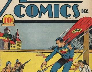 Almes Avançados - Action Comics #031: Superman 1940
