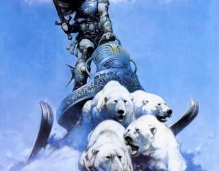 Almes Avançados - Frank Frazetta - Senhor da Neve 1972