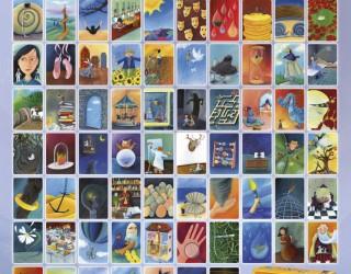 Almes Avançados - Dixit   84 Cards