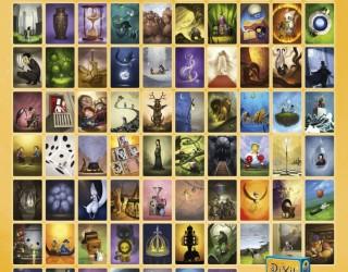 Almes Avançados - Dixit Journey   84 Cards