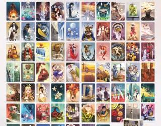 Almes Avançados - Dixit Revelations  84 Cards