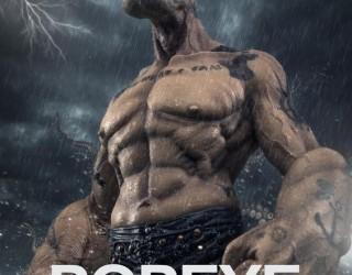 Almes Avançados - Poster Popeye