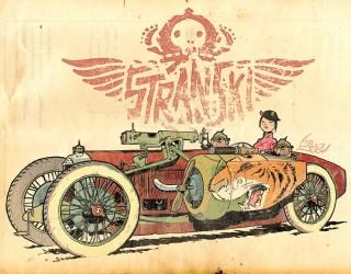 Almes Avançados - Stranski   Carro Tigre