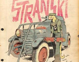 Almes Avançados - Stranski   Carro e Missil