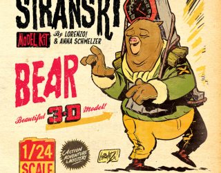 Almes Avançados - Stranski - Bear