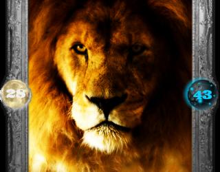 Almes Avançados - Leão de Neméia