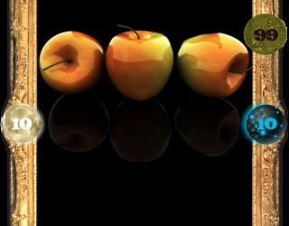 Almes Avançados - Maçãs de Ouro