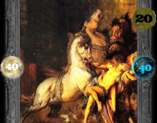 Almes Avançados - Cavalos de Díomedes